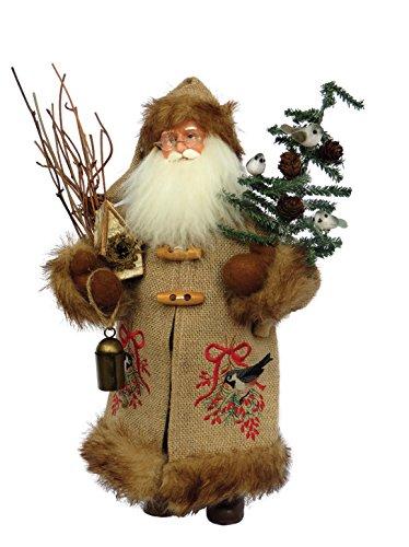"Santa's Workshop 8530 Chickadee Claus II Figurine, 15"", M..."