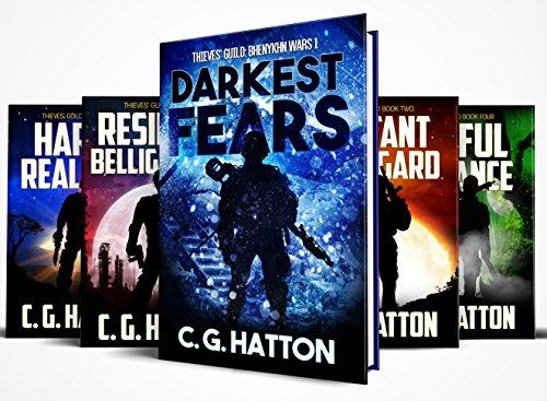 Thieves' Guild Series (5 eBook Box Set): Military Science Fiction - Alien Invasion - Galactic War Novels