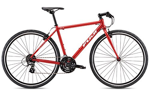 FUJI(フジ) RAIZ 3x8段変速 クロスバイク 19RAIZRD17 BRILLIANT RED 17