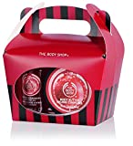 The Body Shop Frosted Cranberry Treat Box