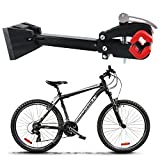 Homend Foldable Heavy Duty Wall Mount Bike Repair Stand Bicycle Maintenance Rack Workstand
