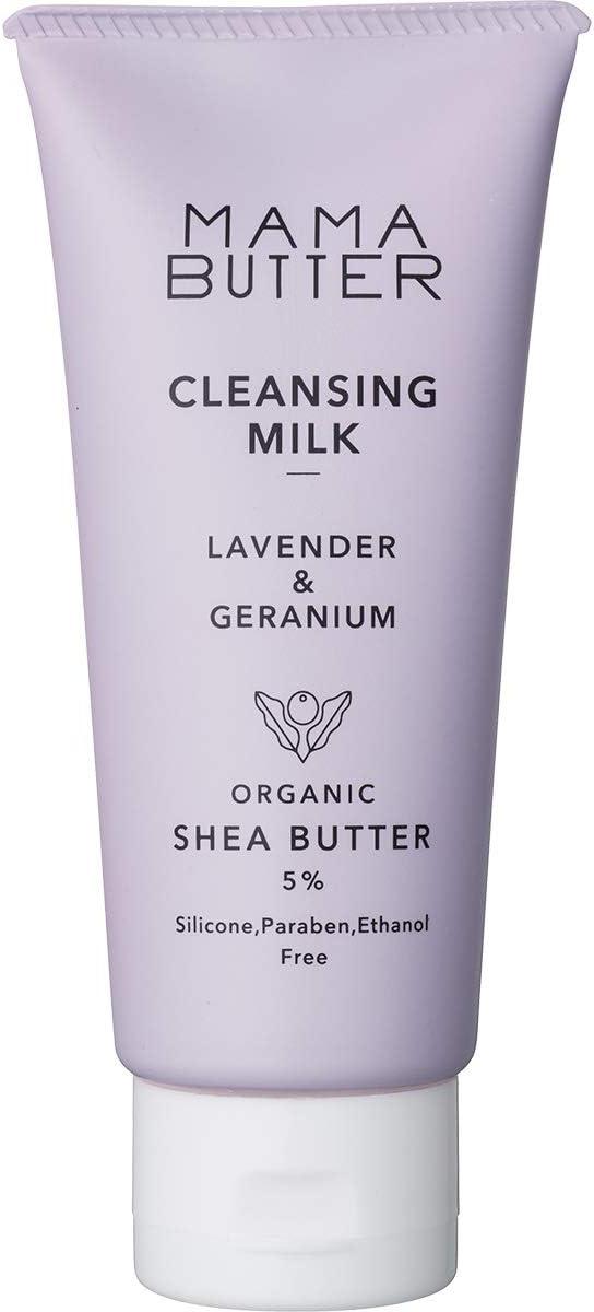 ママバター クレンジングミルク ラベンダー&ゼラニウムの香り