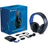 Sony GOLD Wireless Stereo Headset 2.0 FOR PS4 Kits Oreillette