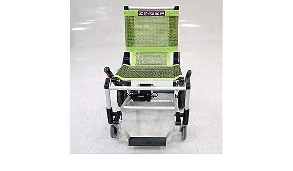 Eléctrico silla Zinger Chair movingstar, la tapa y plegable ...