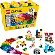 LEGO 4+ Classic Large Box Creative Brick