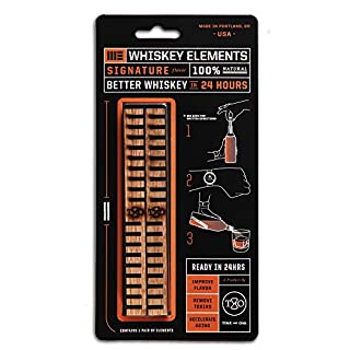 Time and Oak Signature Whiskey Elements, Set of 2