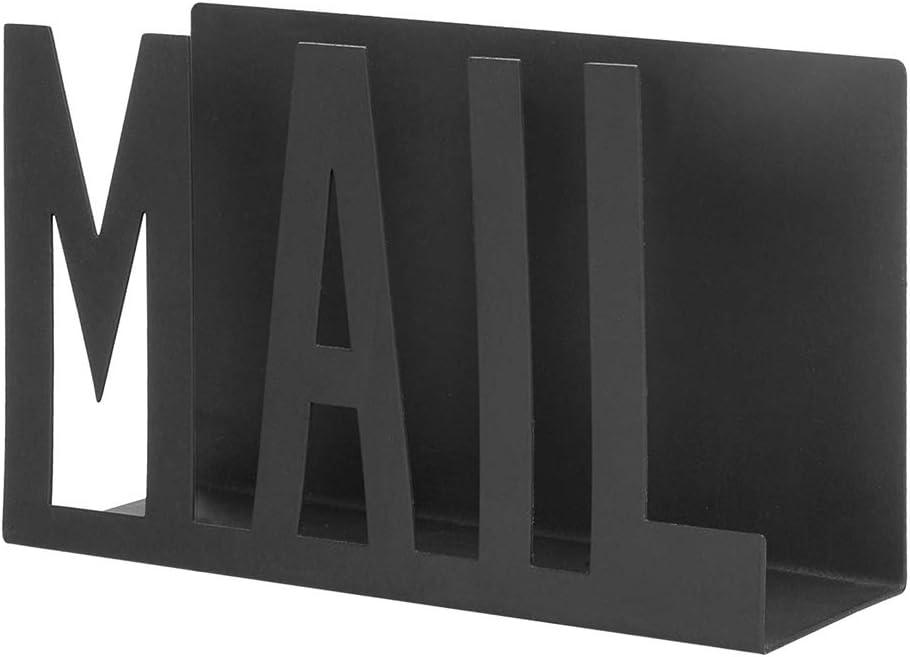 Practical Mesh Metal Letter Mail Document Organizer Storage Holder HJ