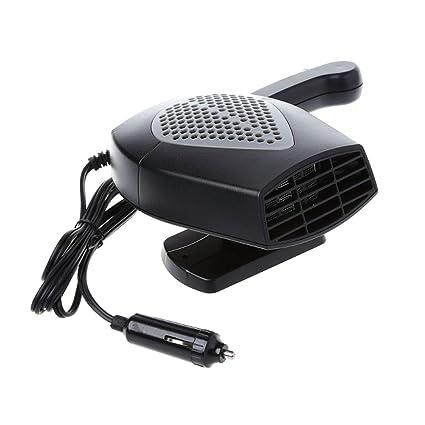 12V 150W Car Portable Car Ceramic Heating Cooling Heater Fan Defroster Demister