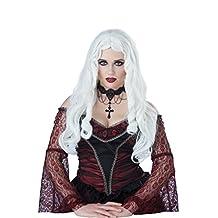 California Costumes Women's Gothique EN Blanc Wig