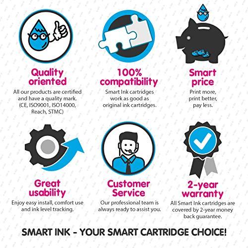 Smart Ink Cartridge 564XL 564 XL use with Photosmart 7520 C5370 C5550 C5570 C5580 C6380 D5460 C6350