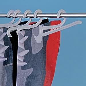 Kit 50 unidades Puerta calcetín calcetín 9 cm perchero ...