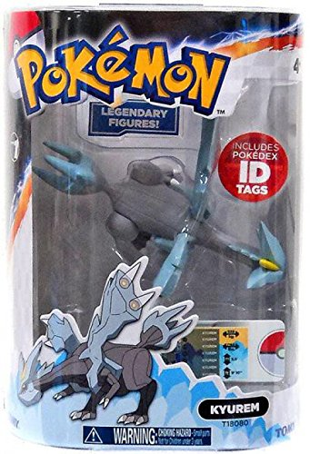 TOMY Pokemon Black & White Legendary Series Kyurem 4-Inch Figure