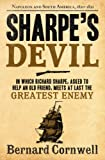 Sharpe's Devil by Bernard Cornwell front cover