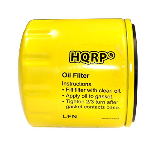 HQRP Oil Filter for Kohler 7000 Series KT715-745 / Courage SV470-610 SV710-740 / Confidant ZT710-740 / Aegis LH630-LH755 LV625 LV675 LV680 Series Lawnmower Engines Coaster