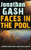 Faces in the Pool by Jonathan Gash front cover