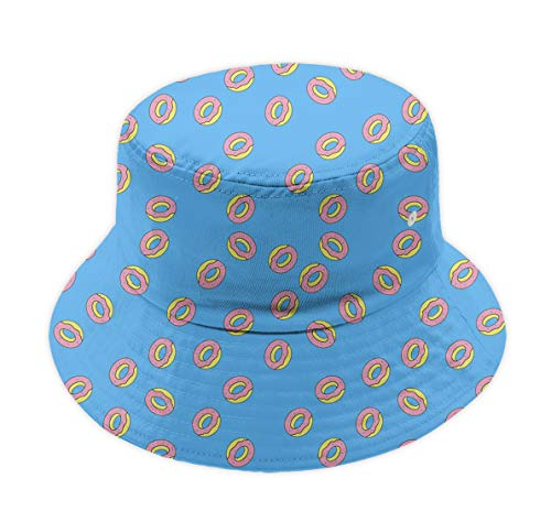 Fisherman Bucket Hat Wide Brim Sun Cap Boonie Cap Military Caps Travel