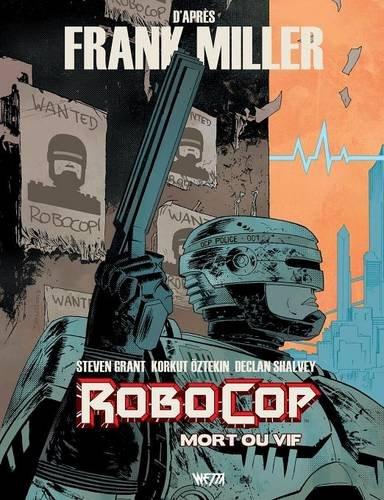 Robocop d'apres Franck miller