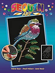 Roller Bird Sparkling Arts and Crafts Kit