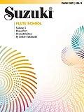 Suzuki Flute School, Vol 5: Piano Acc.