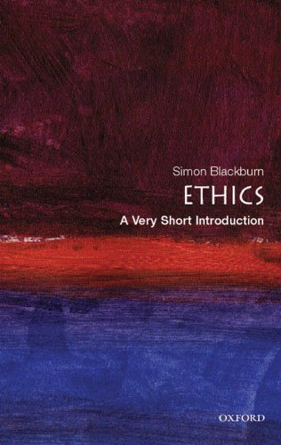 Ethics: A Very Short Introduction (Very Short Introductions) (English Edition)
