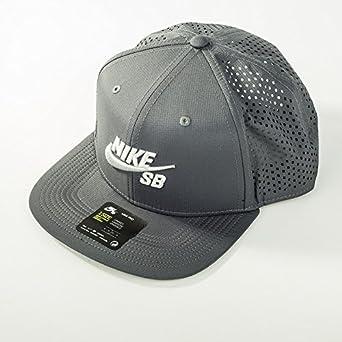 283733cdb3753 Nike SB Performance  Trucker Cap. Dark Grey Dark Grey Black Light ...