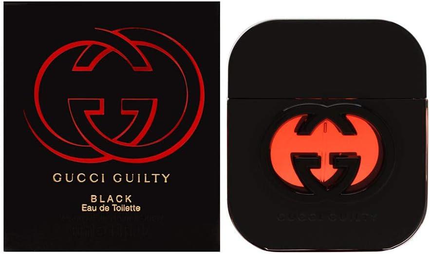 Gucci Guilty Black - Agua de colonia, 50 ml