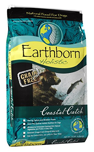 EARTHBORN HOLISTIC, Coastal Catch, 14 Pound Bag