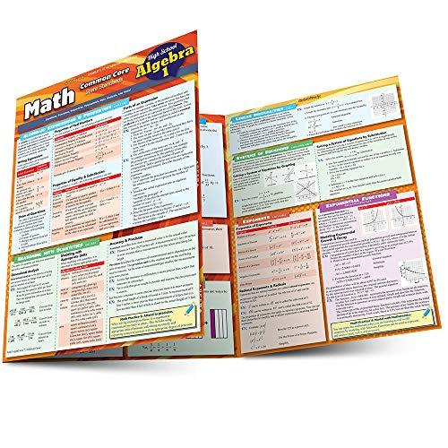 - Math Common Core Algebra 1 9Th Grade
