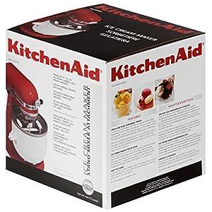Kitchenaid 5kicaowh Speiseeismaschine Klasse Produkt Und Super