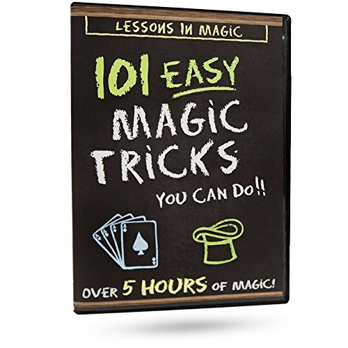 Magic Makers 101 Magic Tricks You Can Do! - Over 5 Hours of Easy Magic