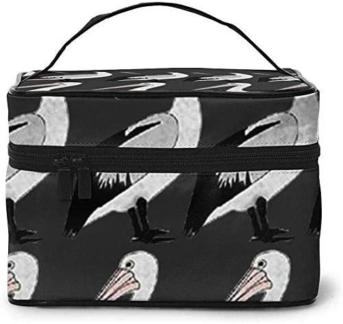 Bolsas de Maquillaje Pelican Repeat12 Estuche de Tren Profesional Caja de Maquillaje Grande Bolsas de Organizador de cosméticos: Amazon.es: Equipaje