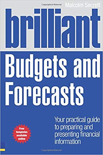buy brilliant budgets and forecasts your practical guide to