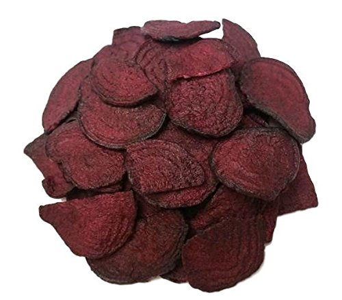 Beet Chips, Sea-Salted, No Color Added, No Sugar Added, Natural, Delicious And Healthy, Bulk Chips!!! (Beet Chips, 2.2 LBS)