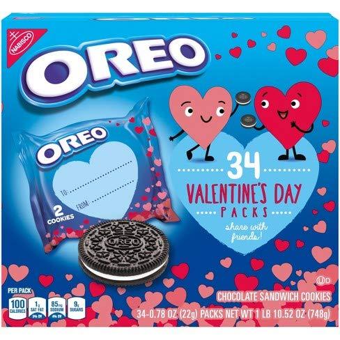 Oreos Valentine Snack Pack (34 -