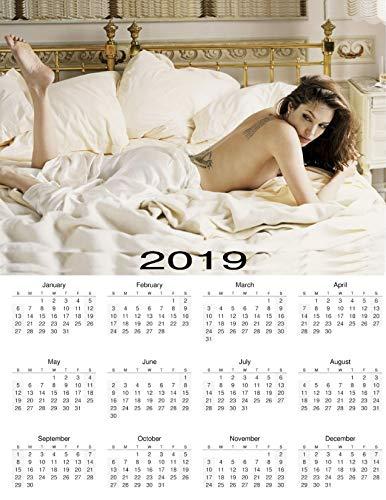 Angelina Jolie 81/2 x 11 Photo Calendar #PC11