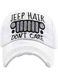 06314aa5120cb Womens Baseball Cap Distressed Vintage Unconstructed Embroidered Dad Hat