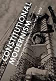Constitutional Modernism, Timothy Hyde, 0816678111