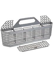 "B Blesiya Dishwasher Utensil/Cutlery Holder Basket Replacement Rack 19.7""x3.8""x8.4"""