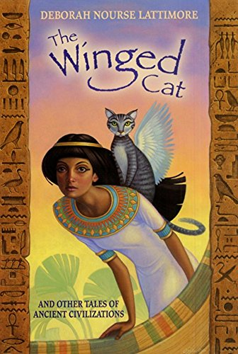 The Winged Cat: And Other Tales of Ancient - Cat Winged