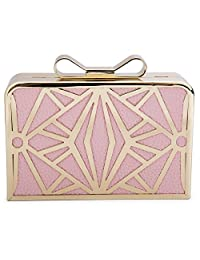 Tanpell Geometrical Pattern Hollow-out Women's Clutch Bags