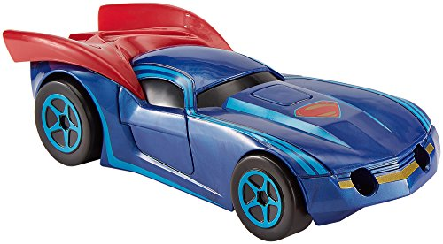 Superman Products : Hot Wheels DC Universe Deluxe Superman Vehicle