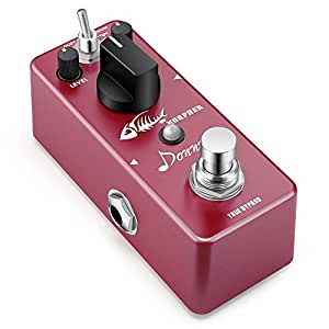 Donner Morpher Distortion Pedal Solo Effect Guitar Pedal True Bypass