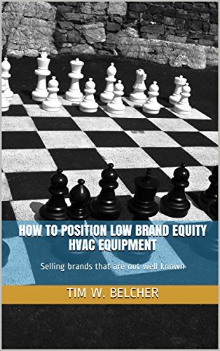 How to Position Low Brand Equity HVAC Equipment : Selling brands that are not well known