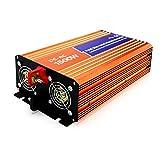 MabelStar 1500W Power Inverter 48VDC 110V/120VAC Peak Power - Best Reviews Guide