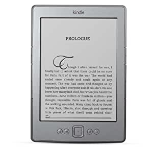 "Kindle, pantalla de E Ink de 6"" (15cm), wifi, color grafito"