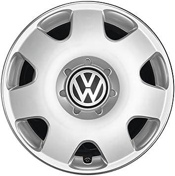 Volkswagen Copricerchi Originale per VW Polo Fox (4 Pezzi), Set