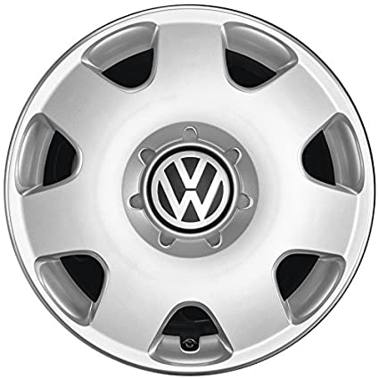 Volkswagen Original Polo Fox Tapacubos (4 Unidades) Juego Completo ...