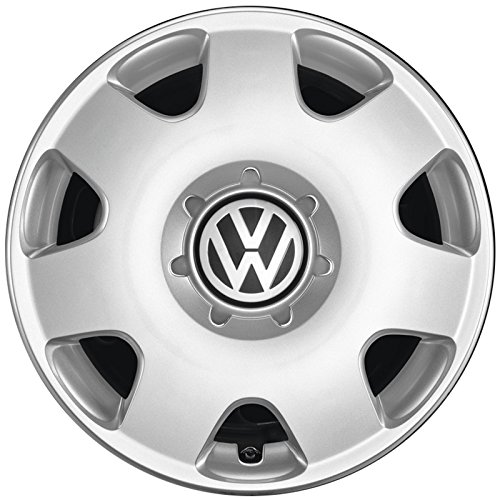 Volkswagen 6Q0071454 Wheel Trim Set 14 for Fox-EU//Polo in Silver inch