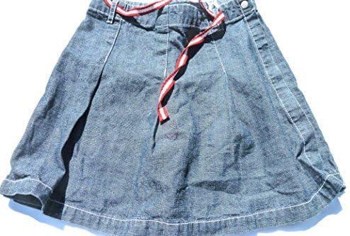 Paglie Chica Falda pantalón corto G3-S08-71 - Azul Vaquero, 152 ...