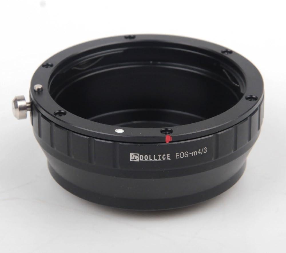EF-M4//3 Pixco Lens Adapter Suit for Canon EF Lens to Micro Four Thirds 4//3 Camera Olympus OM-D E-M10 II E-M5 II E-M1 E-M5 E-M10